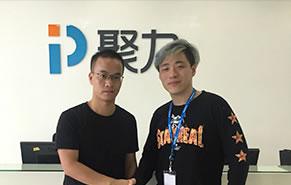 云和数据与郑州聚力达成企业人才定制合作