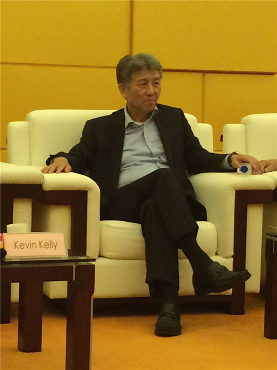 """东软刘积仁:拥抱""""互联网+""""等于拥抱新生命"""