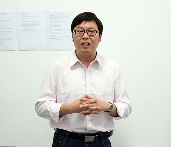 云和数据教学总监韩老师
