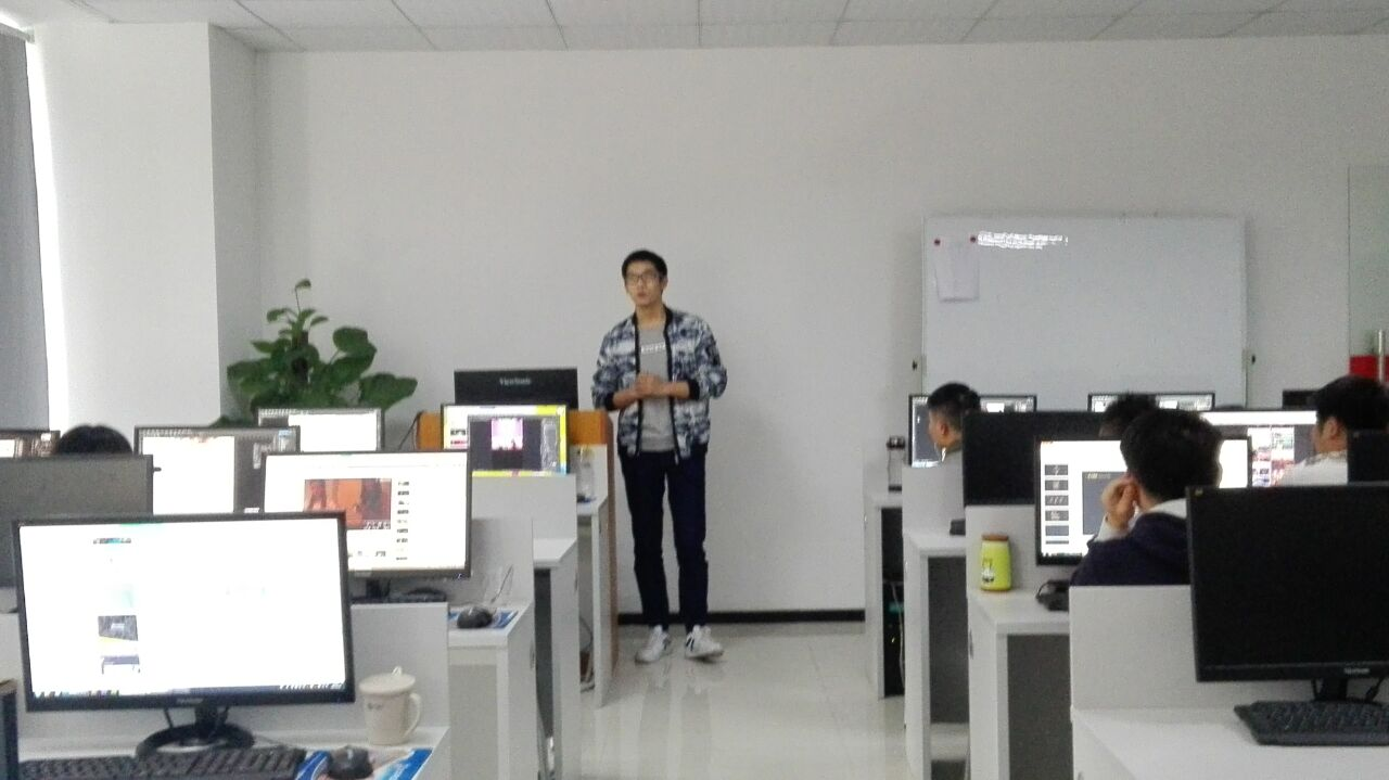 【深圳中心】深圳UI设计总监班毕业学员分享面试经验