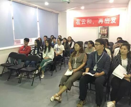 西安中心 | UI班学员阶段性考评:放飞梦想,蓄势待发