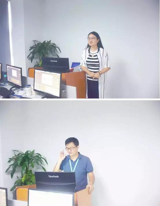 UI学员网页设计作品答辩颁奖典礼——云和数据深圳中心