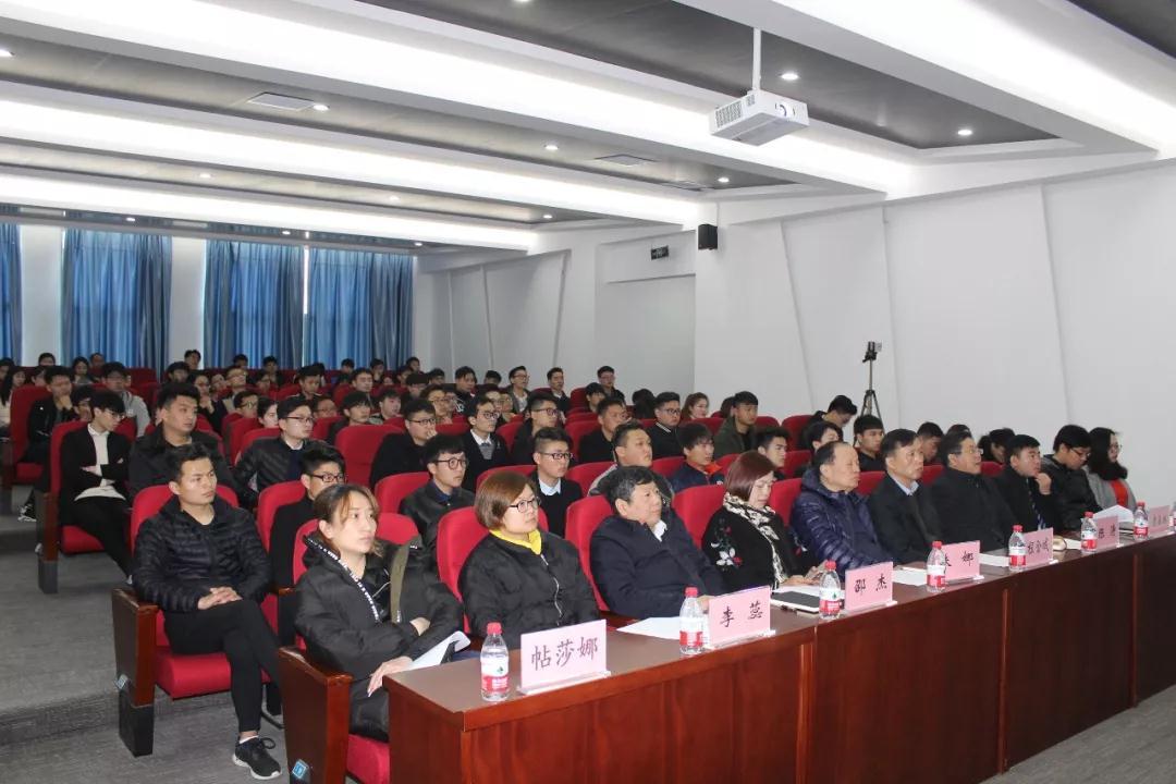 郑州科技学院泛IT学院迎来首届学员毕业典礼!