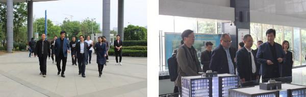 配图1 河南现代教育科技集团领导莅临云和betway娱乐指导工作.jpg