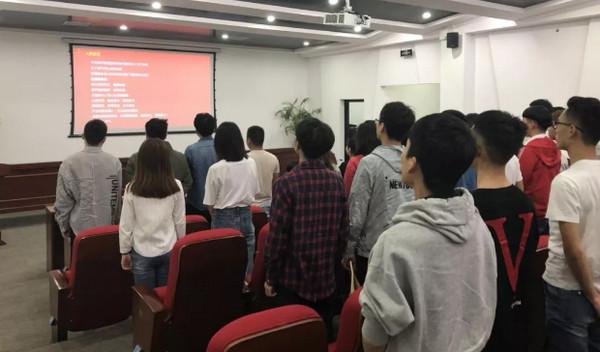 配图4 郑州科技学院与云和betway娱乐泛IT学院2019年第一届新卓班开班.jpg