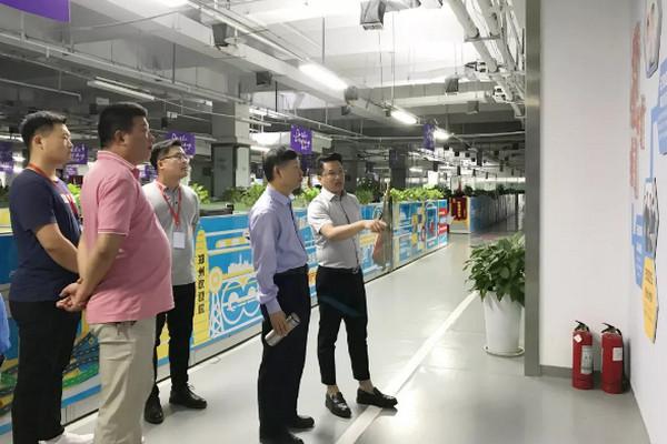 配图1 河南科技学院新科学院领导莅临云和betway娱乐参观交流.jpg