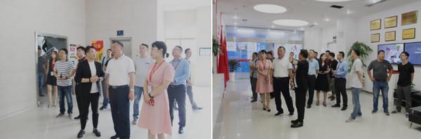 配图2 郑州市电子信息工程学校领导莅临云和betway娱乐参观考察.jpg