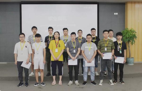 配图5 云和betway娱乐PHP培训班和Python培训班学员毕业.jpg