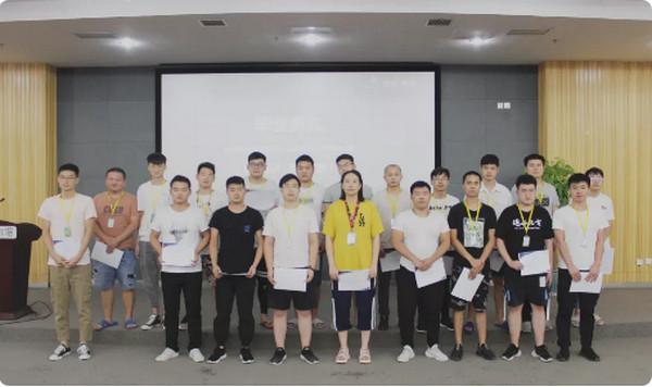 配图6 云和betway娱乐PHP培训班和Python培训班学员毕业.jpg
