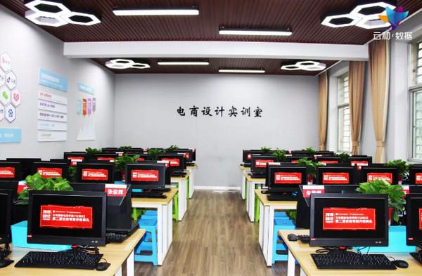 配图1 云和betway娱乐携手河南经济贸易技师学院联合开办第二届云和国际电商学院.jpg